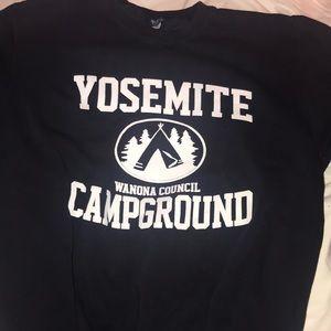 Pacsun Yosemite crewneck